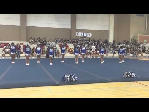 Chino Colts Jr. Midgets Cheer