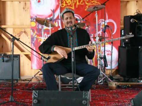 Uyghur Dutar Master Anwar Yusuf Turani
