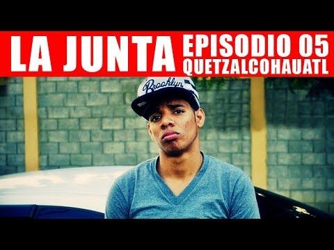 """LA JUNTA [EPISODIO 05] SerieWeb - HD """"Vivencias de la Calle""""."""