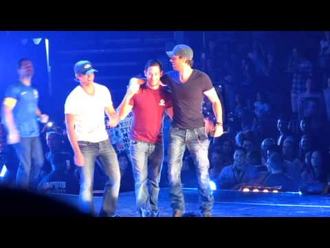 Enrique Iglesias - Stand By Me - Atlanta, GA [August 29, 2012]