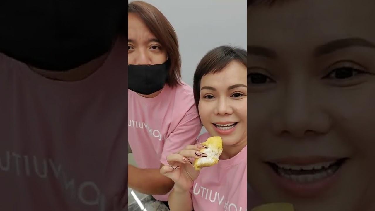 Việt Hương Làm Hoài Phương Xỉu Up Xỉu Down Vì Ăn 4 Trái Sầu Riêng