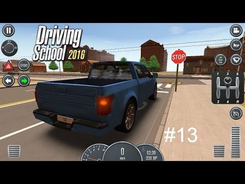 Driving School 2016/ Gameplay/ Episode #13 (Realism)