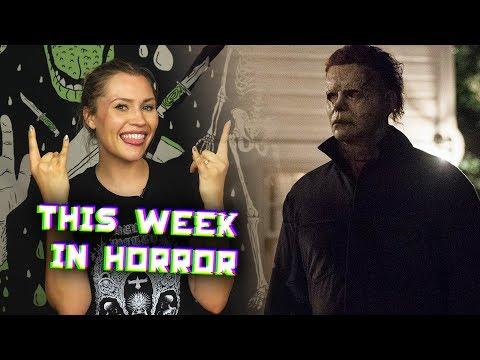 This Week in Horror - June 11, 2018 - Stranger Things, Suspiria, Halloween