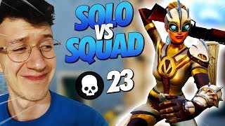 I BOUGHT THE NEW SKIN AND MITEI IN SOLO SQUAD | FORTNITE