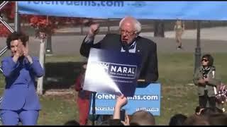 Bernie Sanders speech at rally in Reno Nevada