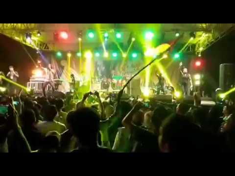 Julian Marley _ Jakarta Peace Concert Ancol.