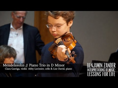 Interpretation Class: Saint-Saens - Violin Concerto No. 3 in B Minor