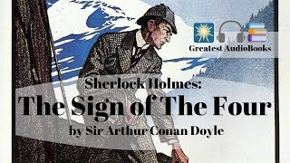 🕵️ Sherlock Holmes: THE SIGN OF THE FOUR - FULL AudioBook 🎧📖 | Greatest🌟AudioBooks