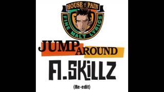 Jump around - A.Skillz Re-edit
