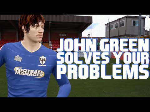 My Worst Football Days: John Green Solves Your Problems #87