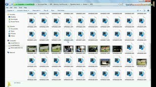 How to recover Compact Flash Card data using Memory Card Recovery Software
