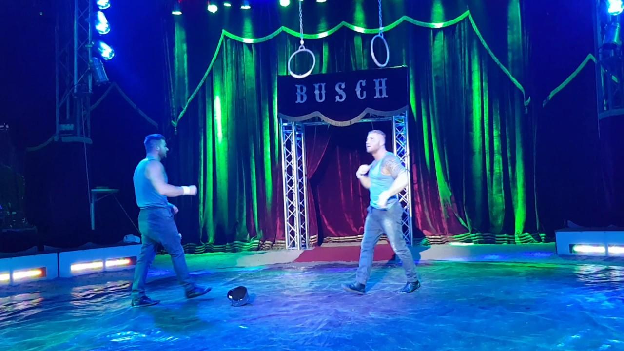 Circus Danny Busch