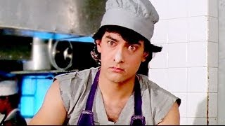 Aamir Khan Best Comedy Scenes Jukebox 2 - Andaz Apna Apna
