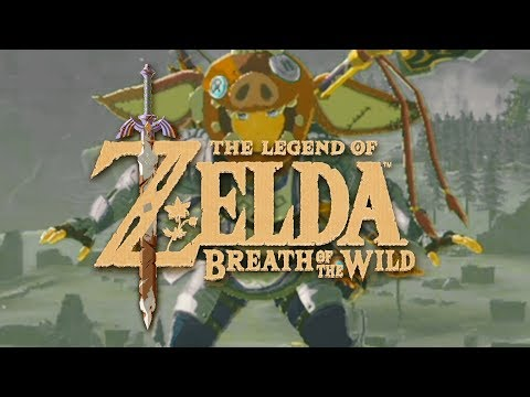 Ey! Ich bin ein Schwein! EY! ★ The Legend of Zelda: Breath of the fresh air #103