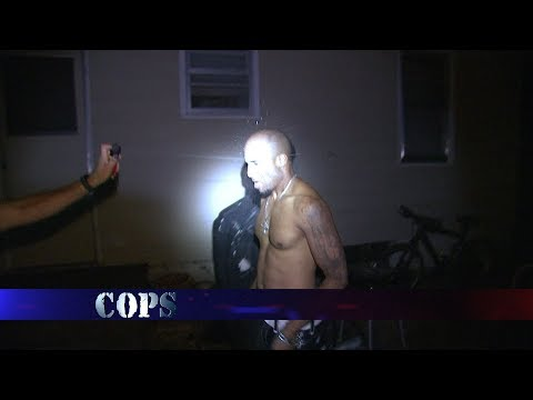 Race To Get Maced, Officer Tracy Russell, COPS TV SHOW