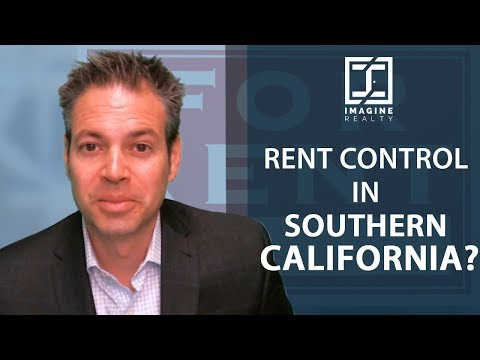 Long Beach Real Estate Agent: Is Rent Control Coming to California?
