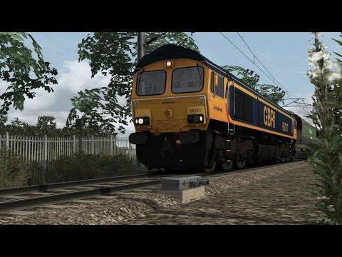 Train Simulator 2018: Class 66 Seaforth Dock-Garston Depot (Morning Dump)