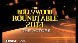 Watch: Roundtable discussion with top Bollywood actors