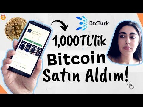 Cep Telefonu İle Bitcoin Satın Aldım! 📱 BTC Nasıl Alınır?
