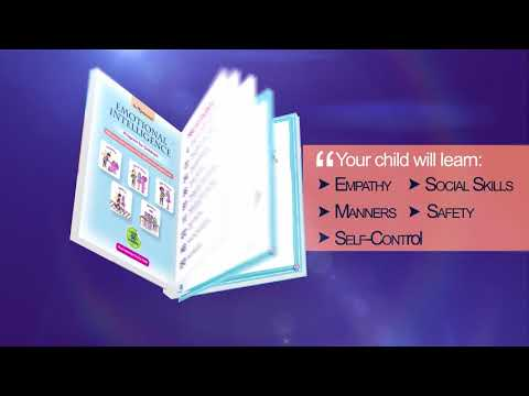 Emotional Intelligence Program for Children! Book avail Barnes & Noble, Amazon, Kinderwise.com