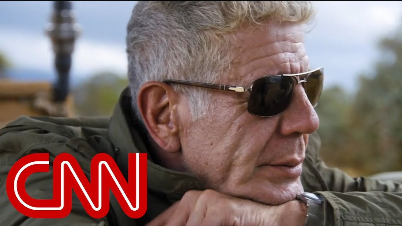 Preview of Anthony Bourdain's new episode - Kenya with Kamau Bell