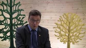 Oulun yliopiston rehtori Jouko Niinimäki: Yhteistyöstä vetovoimaa
