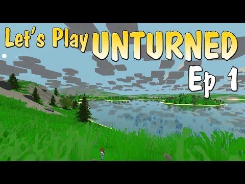 [Let's Play] Unturned - Episode 1: Nouveau Départ! [FR] thumbnail