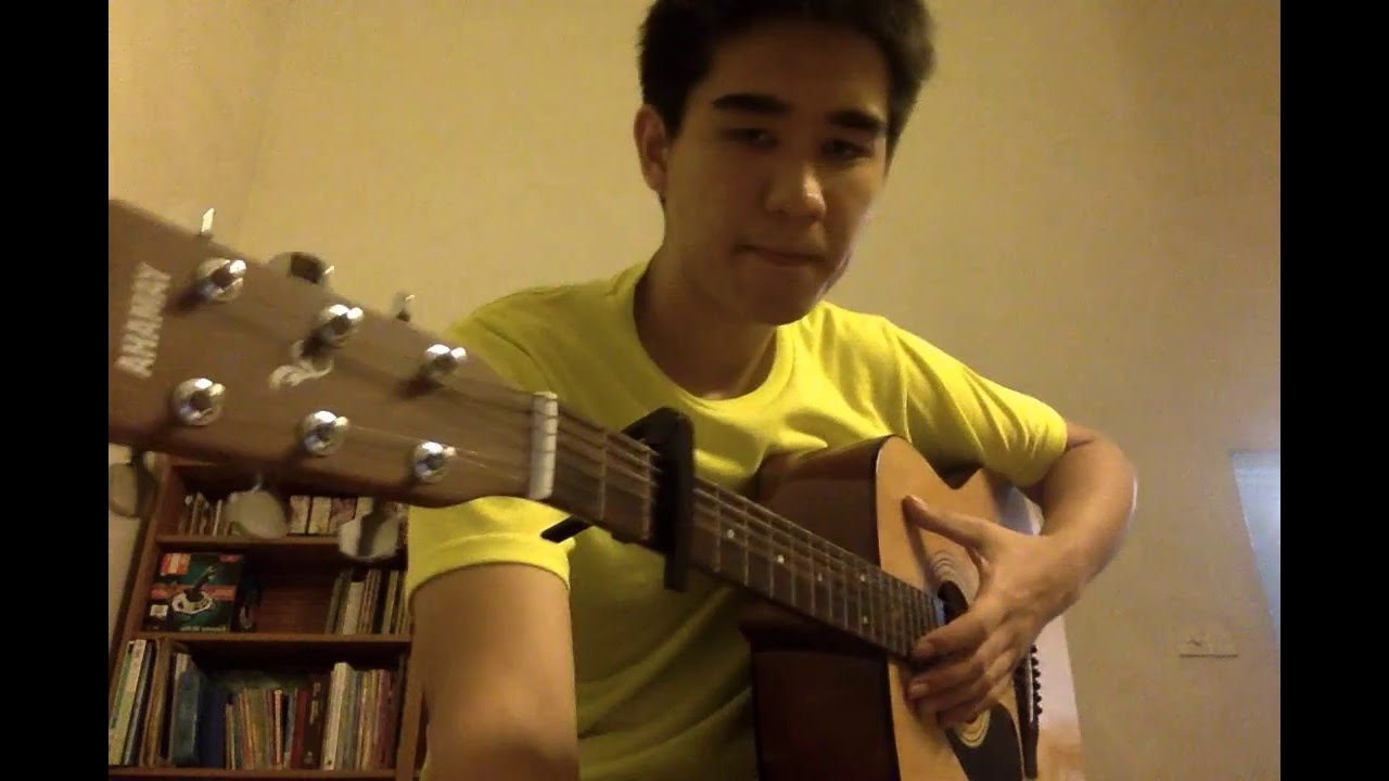 Qing Tian Jay Chou Guitar Cover By Thomas Tay Youtube