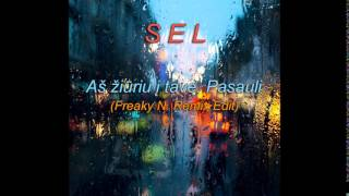 SEL - Aš žiūriu į tave, Pasauli (Freaky N. Remix Edit)
