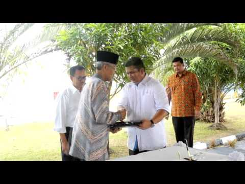 PGN: Perusahaan Gas Negara - Peresmian Infrastruktur di Batam (2)