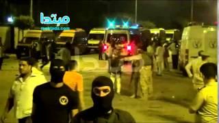 فيديو وصور| انفجار الأمن الوطنى بشبرا.. من البداية للنهاية