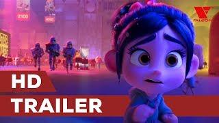 Raubíř Ralf a internet (2019) HD trailer [CZ dab.]
