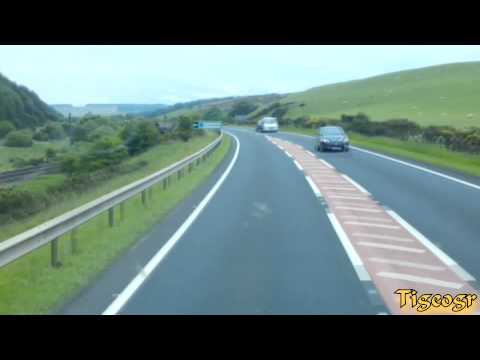 A1 - Scotland to Newcastle, England