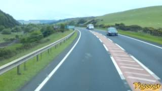 A1 - Scotland to Newcastle, England