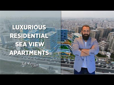Yedi Mavi - Luxurious Residential Sea View Apartments In Istanbul - Rodi Investment