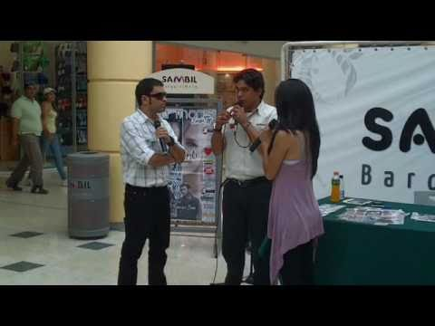 Sambil Barquisimeto (Eva Maria & Juan Francisco Zerpa)