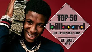 Top 50 • US Hip-Hop/R&B Songs • September 8, 2018 | Billboard-Charts