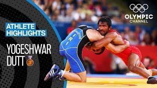 Yogeshwar Dutt at London 2012   Athlete Highlights