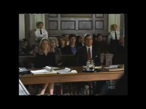 Scenes from LAW & ORDER, Embedded