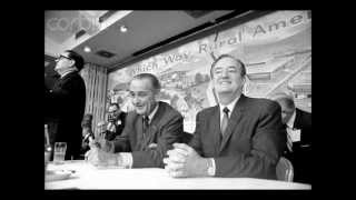 Humphrey Calls LBJ after losing to Nixon - Nov. 6, 1968 11:32 am
