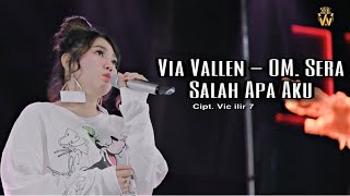 Cover images Via Vallen - Salah Apa Aku ( Setan Apa Yang Merasukimu ) || Official