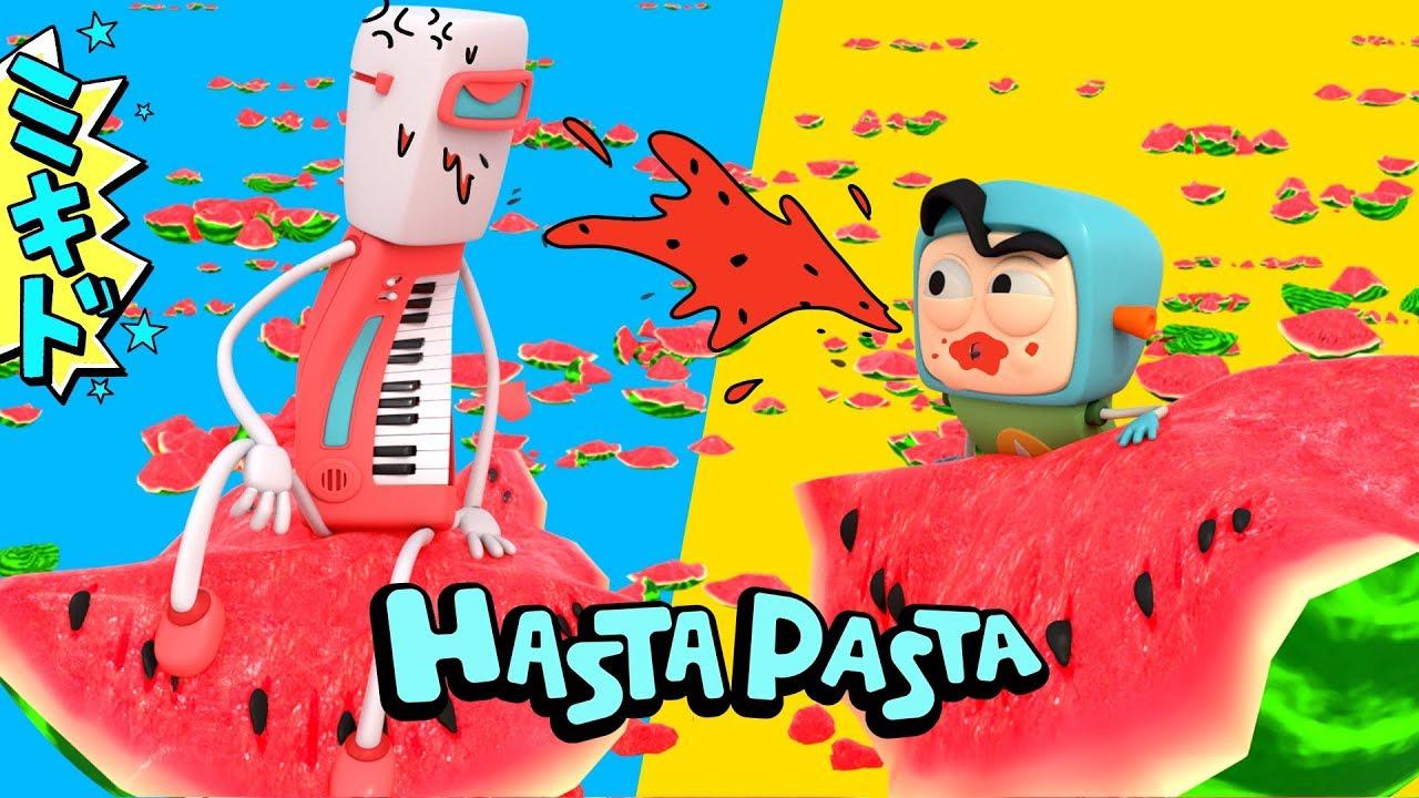 En sevilen Hasta Pasta Şarkıları ve Çizgi Filmleri bir arada 2019