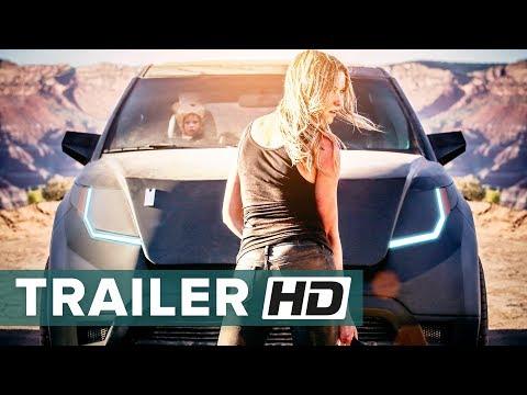 Monolith - Finalmente il Trailer Ufficiale Italiano HD!