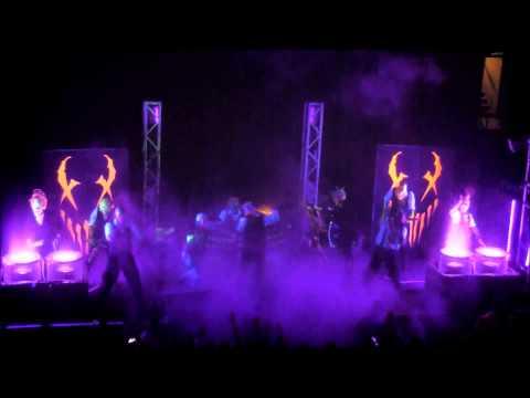 mushroomhead full set at shockfest agora cleveland 10/30/14 (spider)
