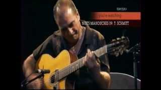 Tchavolo Schmitt - Les Nuits Manouches prt1
