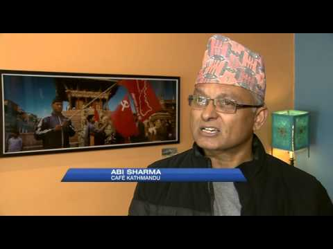 Local Café Helps Nepal