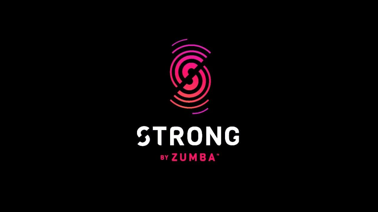Bildergebnis für strong by zumba logo