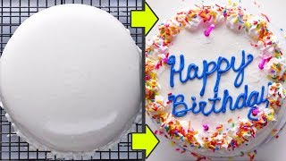 Bake like a pro with these 7 simple cake hacks! | Summer 2018 | Food Hacks by So Yummy