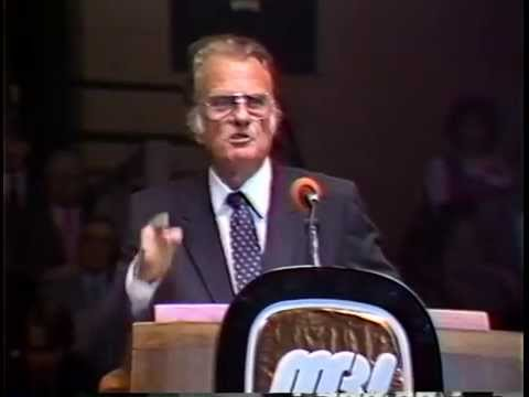 Billy Graham at Moody Bible Institute Centennial