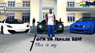 GTA San Andreas(2018 Trailer By Gaming city) latest!?